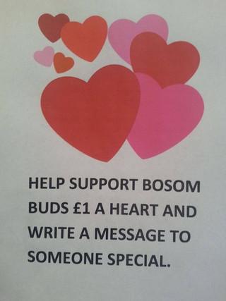 £1 A HEART!