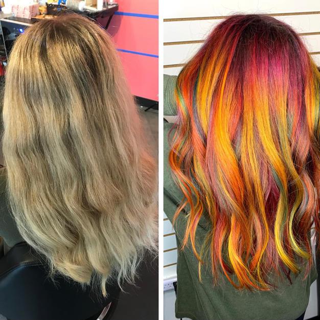 Full Rainbow Colormelt
