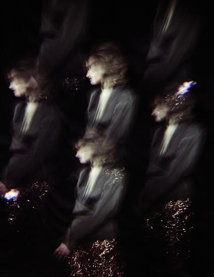 Last night was a blur