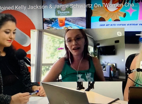 Interview with I Love Cville - Women Changing Our World