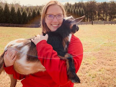 Cale Carnival Winners Donation - Goat Yoga
