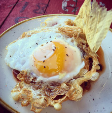 Pisto & Egg Dish