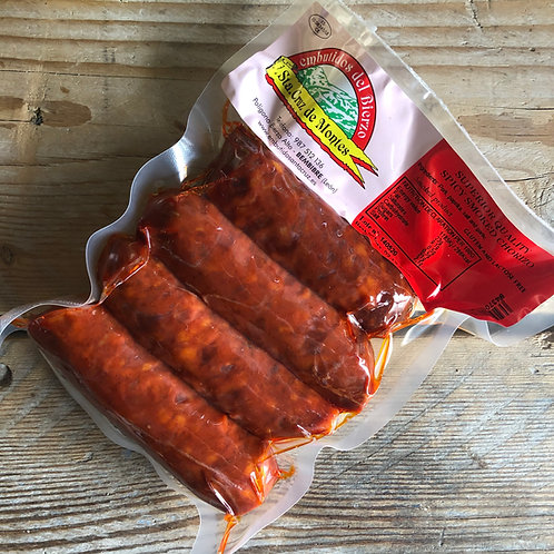 COOKING CHORIZO (SPICY) (APPROX 400g)