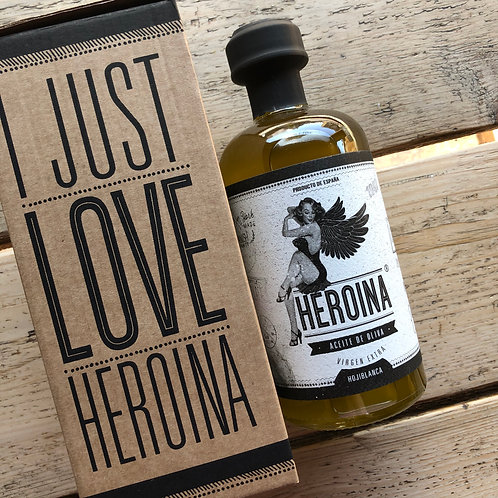 HEROINA EXTRA-VIRGIN OLIVE OIL (Organic) (500ml)