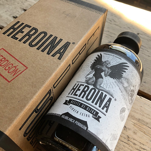HEROINA EXTRA-VIRGIN OLIVE OIL PERDIGÓN (Organic) (500ml)