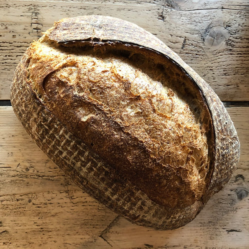 SOURDOUGH BREAD (Plain) (LGE)