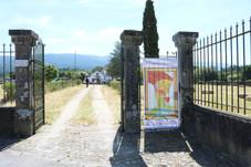 Wine event in Galicia