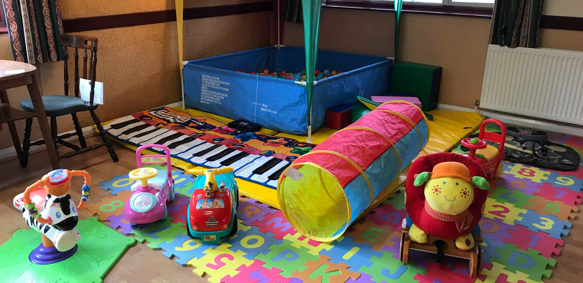 Soft play package photo 1 - www.bigbounc