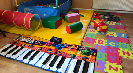tunel and soft play package - www.bigbou