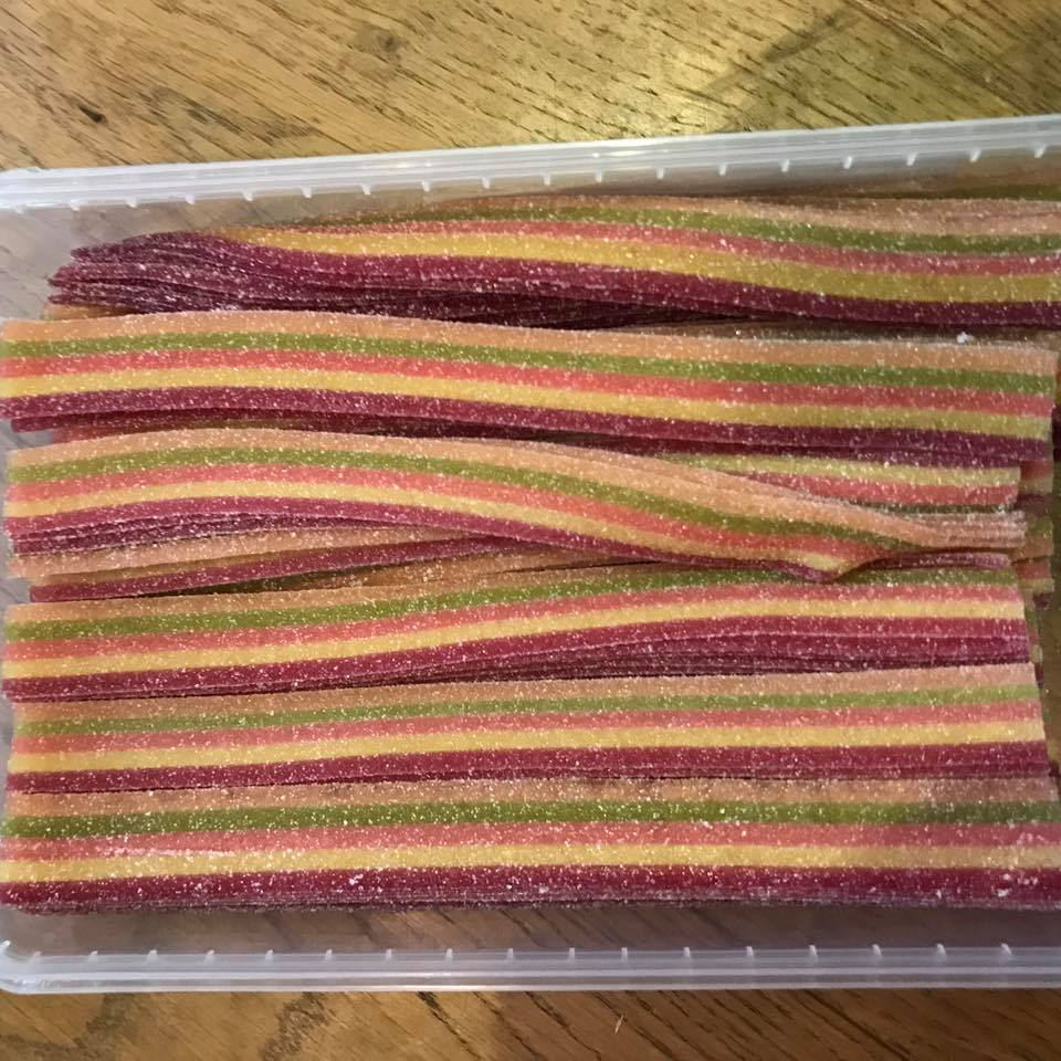 Fizzy Bacon  - Sweets and Treats - www.bigbouncybriers.co