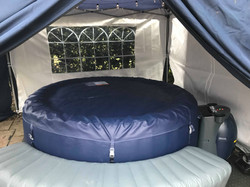 Lay Z Spa Hot Tub Hire Full Package - Hot Tub Hire - www.bigbouncybriers.co