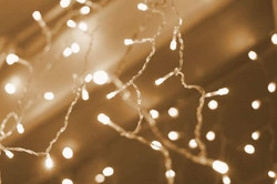 Fairy Lights - Hot Tub Hire - www.bigbouncybriers.co