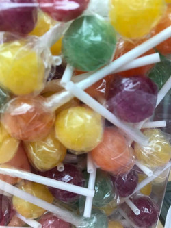 Lolly Pops  - Sweets and Treats - www.bigbouncybriers.co