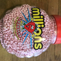 Pink Millions - Sweets and Treats - www.bigbouncybriers.co