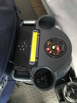 Lay Z Spa Hot Tub Sound System - Hot Tub Hire - www.bigbouncybriers.co