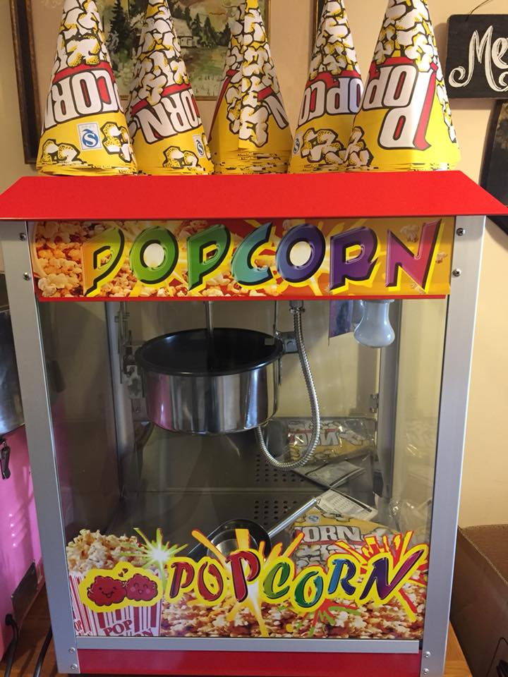 Popcorn Machine 6 - Sweets and Treats - www.bigbouncybriers.co