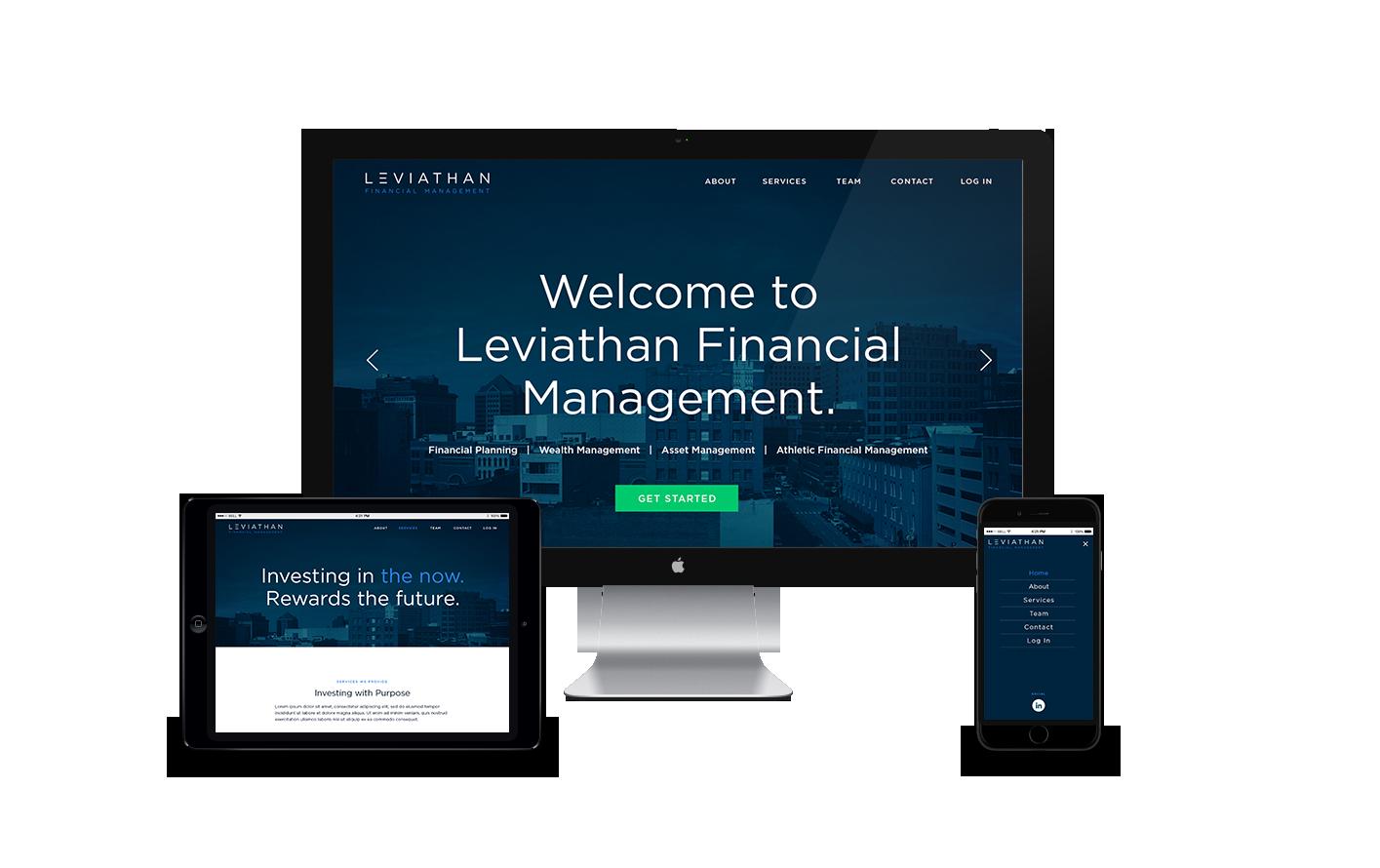 LeviathanWebsite