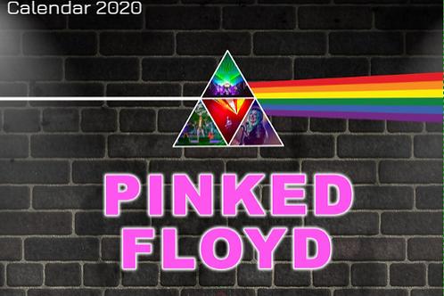 Pinked Floyd 2020 Wall Calendar