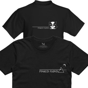 Two new T-shirt designs £12 each - when ordering state DivBell or DarkSide