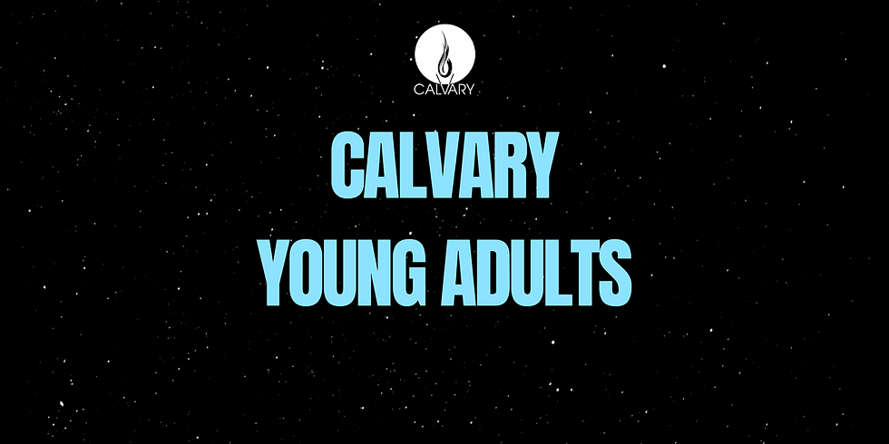 Young Adults Groups Launch