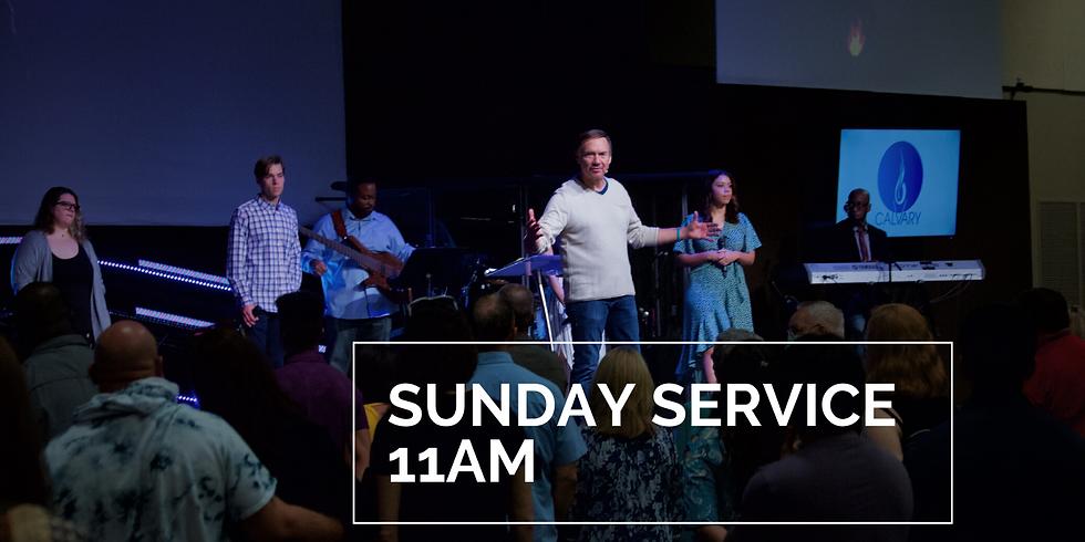 Sunday 11AM Service