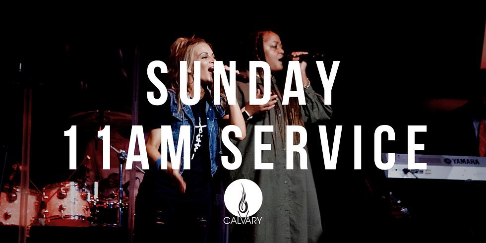 11 AM Service