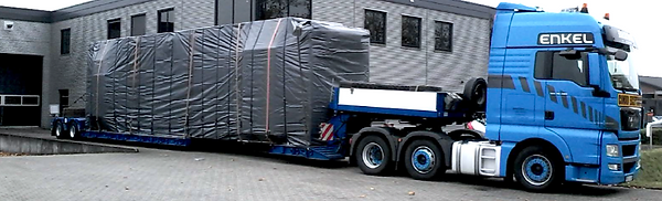 oversize and heavy transport abnormal by road