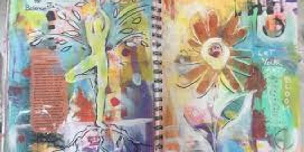 Healing Art Journal Journey