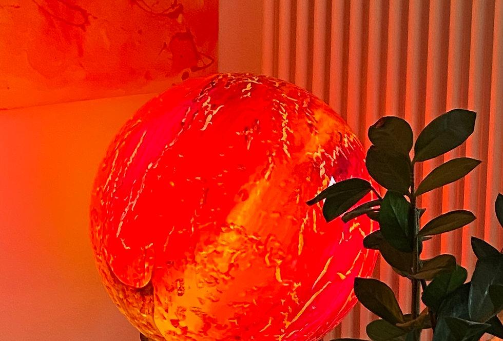 Gartenlampe 50 cm (unbeleuchtet bunt)