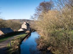 Cromford Canal near Ambergate