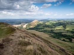 The view to the Wrekin