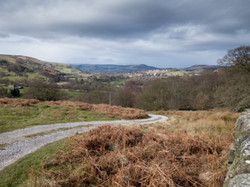 Above Bakewell