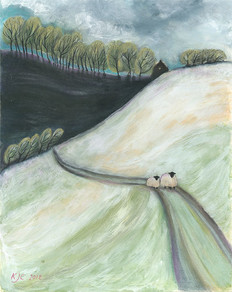 Two Sheep to Milldale