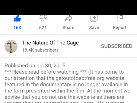 Nature of the cage