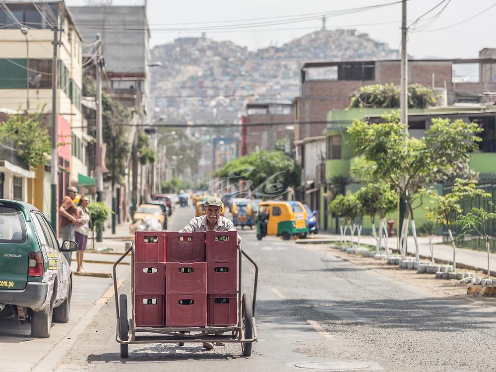 Lima, San Juan de Miraflores 2019