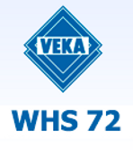 ОКНА VEKA. WHS 72.
