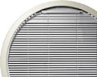 Горизонтальные алюминиевые жалюзи специальные модели Амиго Дизайн