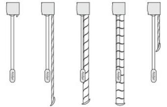 Рулонные шторы МИРАЖ Управление Амиго Дизайн