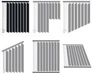 Стандартные вертикальные жалюзи Амиго Дизайн