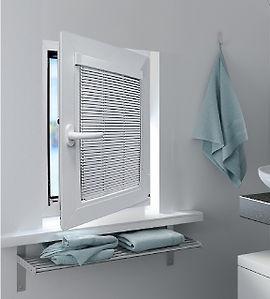 Горизонтальные алюминиевые жалюзи для пластиковых окон Венус Амиго Дизайн