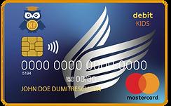 Smart Debit Kids Card