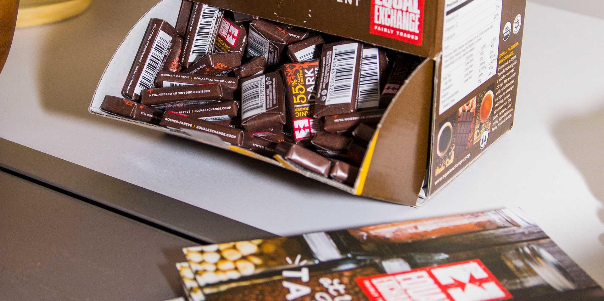 Equal Exchange Chocolate