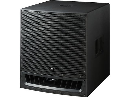 Active power PA subwoofer, 1,000 W/
