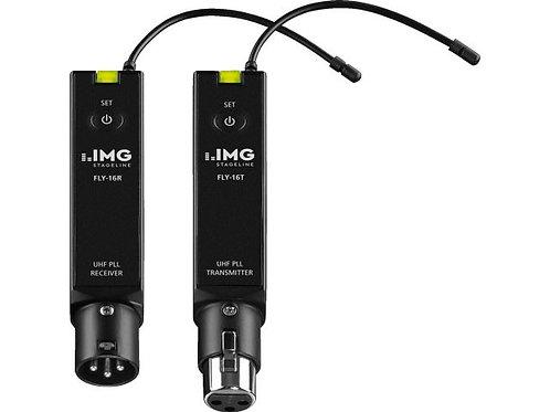 16-channel wireless PA audio transmission set
