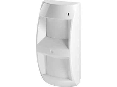 Dual infrared motion detector