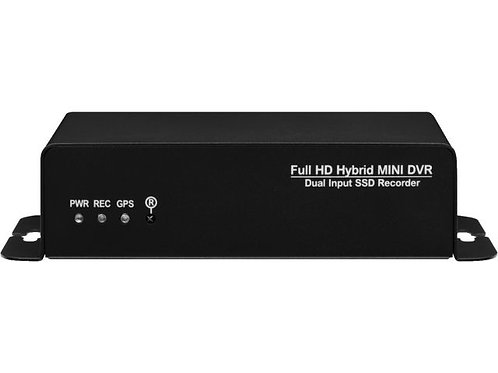 2-channel HYBRID Line SSD digital video recorder