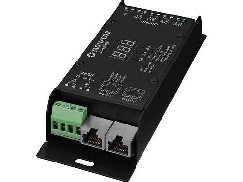 4-channel RGBW LED DMX controller