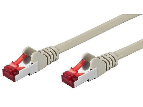 Cat. 6 hálózati kábelek, többszörös árnyékolású, S-FTP