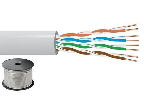 5E kategóriájú UTP szerelőkábel, 125MHz