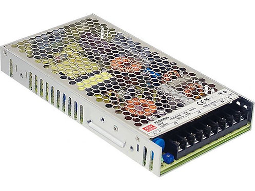 200 W built-in power supply, DC 24 V/8.4 A